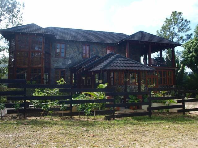 Hermosa casa en Jarabacoa - Jarabacoa - Hus