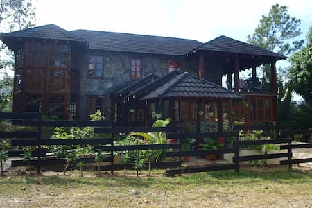 Hermosa casa en Jarabacoa - Jarabacoa - บ้าน