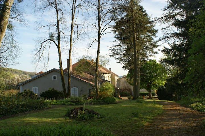 La Bagatelle Chambres d'hôtes - Bourbonne-les-Bains - Wikt i opierunek