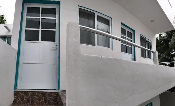 Villa Escondida Hotel Room 2 Downtown Isla Mujeres