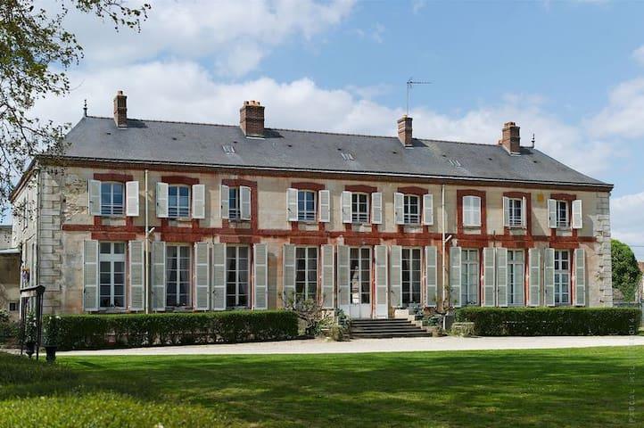 Chambre cosy calme , B&B à 35km de Paris - Boissy-sous-Saint-Yon - Bed & Breakfast