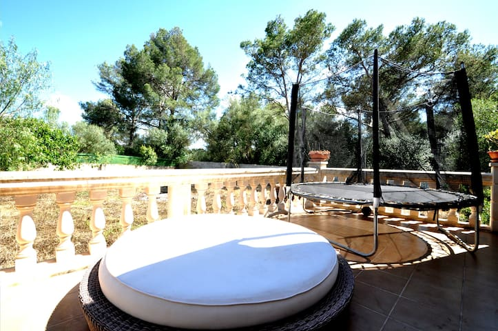 Villa en Algaida in the hearth in rural area - Illes Balears - Villa