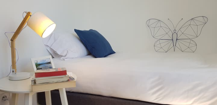 Room  10 min from Lyon