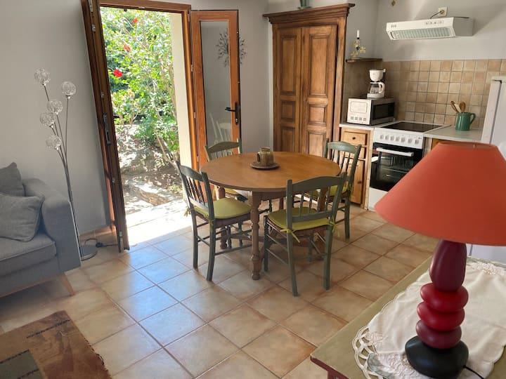 Rez-de-chaussée de villa sur les hauteurs Bastia