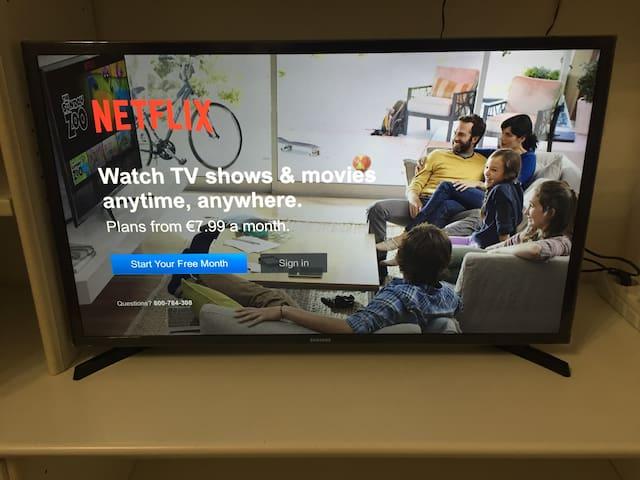New Smart TV!