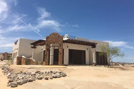 #Baja Casa La Terraza WiFi - roof is terrace