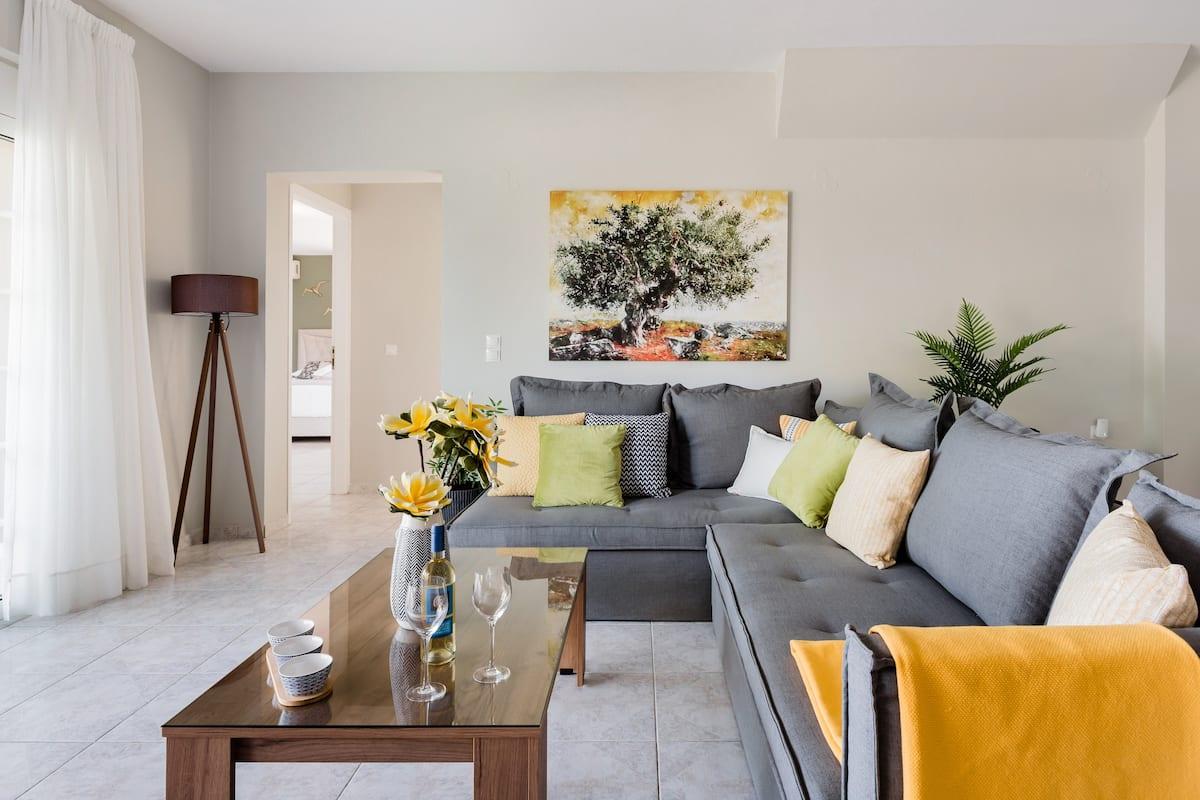 Chania Elite Homes, Savor Alfresco Living at a Chic Oasis
