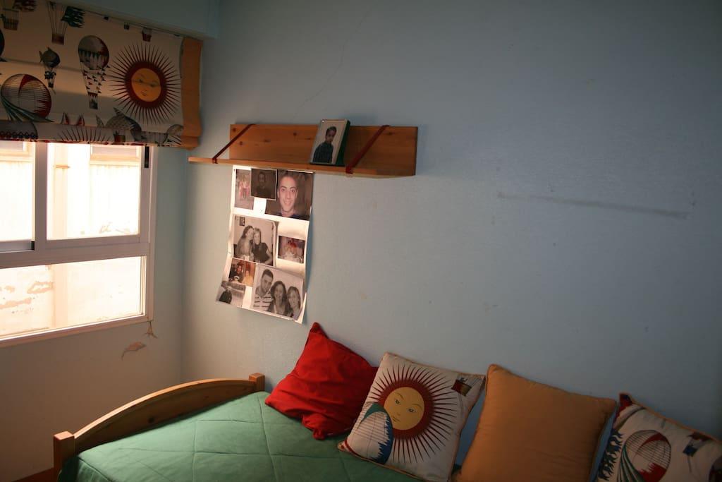 Single Room / Habitacion individual