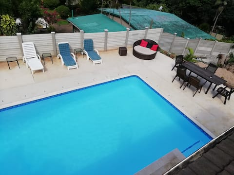 Poolside Guest House