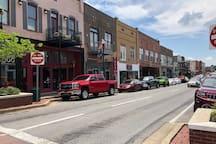 Main Street Jonesboro