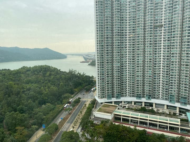 Spacious,Cozy Apt close to Mall,MTR &Airport