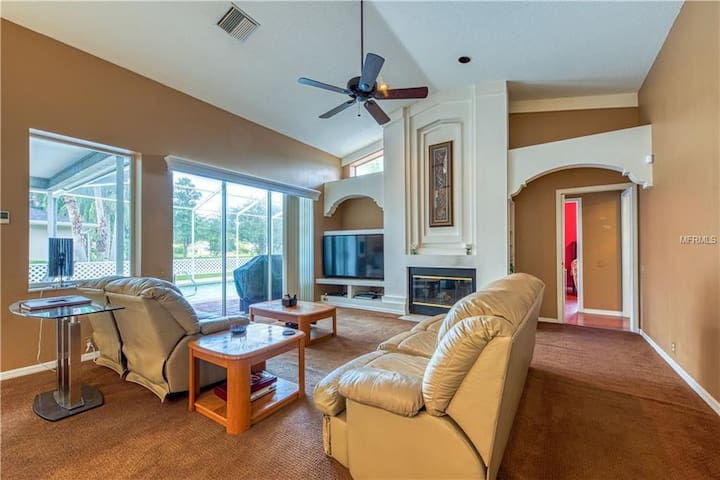 Private Room with safety, comfort in East Lake