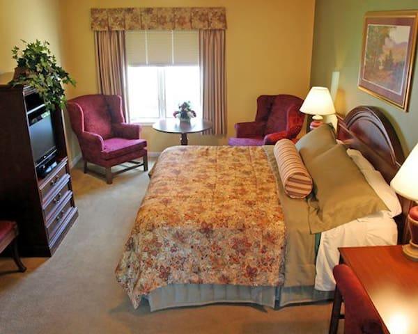 Massanutten Shenandoah Villas (1) bedroom