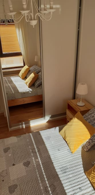 Sypialnia/ Bedroom