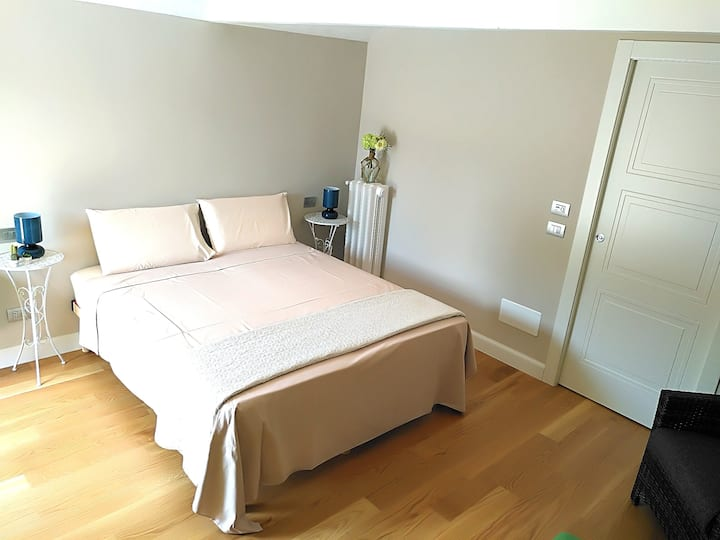 Camera doppia con terzo letto