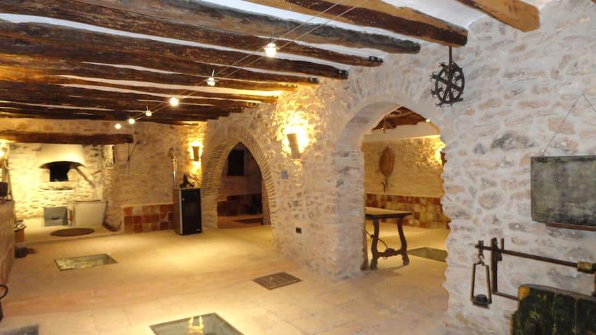 Cal Escori Grup Cal Jafra Turismo Rural - Masllorenç - Villa