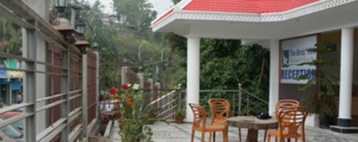 The Birds View@View Rooms - Cuckoo & Nightingale - Kalimpong - Bed & Breakfast