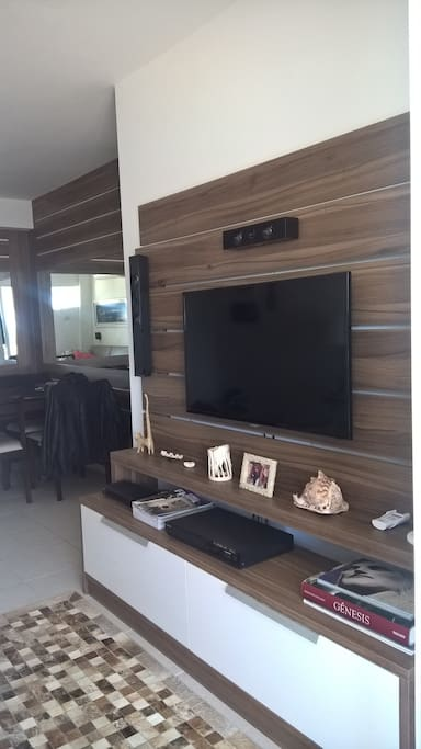 SmartTV com hometeather