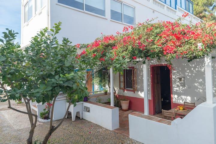 Appartement à Playa de Fabrica, Cacela Velha Algarve avec terrasse