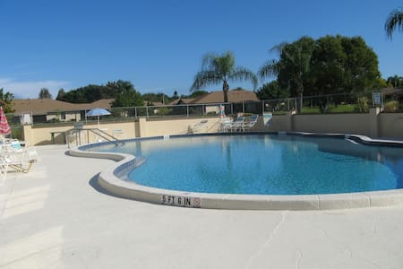 Quiet west Bradenton condo for rent - Bradenton
