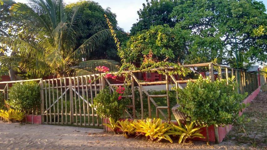 Casa na Praia c/ suites e varandas - Maraú - House