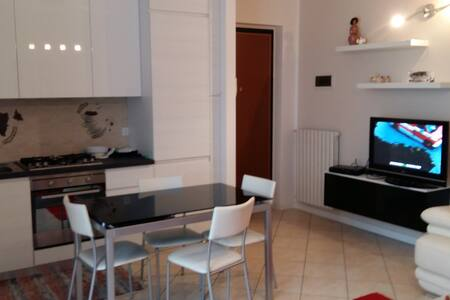 "Charming flat inside the ""Adda Park"" - Boffalora d'Adda - 公寓"