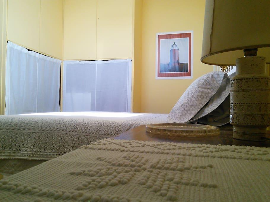Casa Amarela, stanza matrimoniale con bagno privato