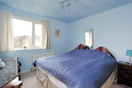 Spacious, twin/double room 2mi city - Bath
