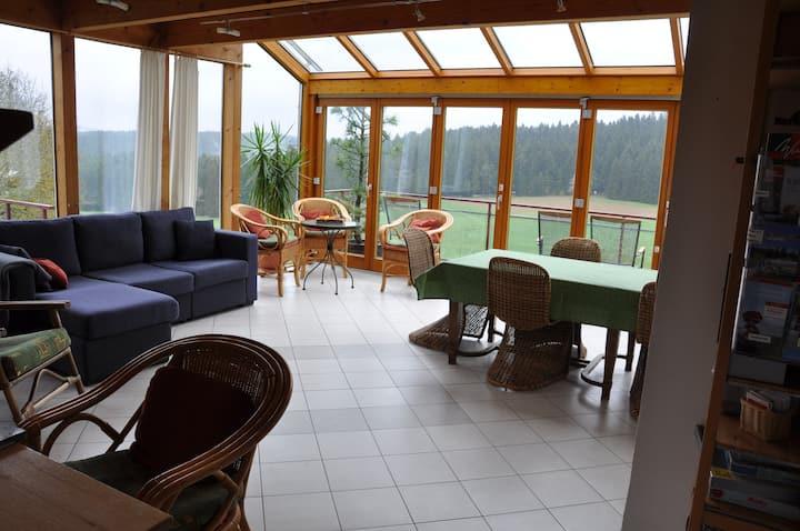 Isi-Ferienwohnung im Schwarzwald