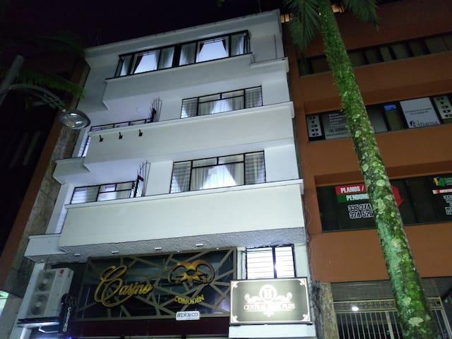 Hotel en el centro de Pereira