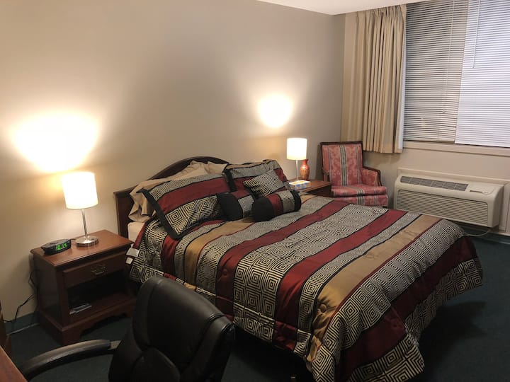 Amazing Accommodation on Griffis AFB Room 206