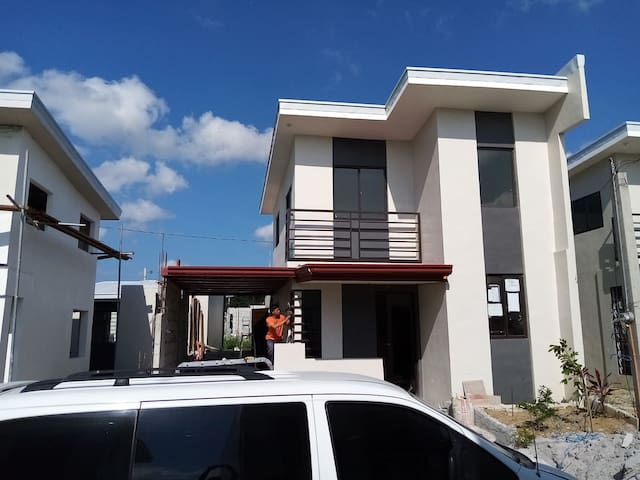 New house near Trece Martires with own carpark