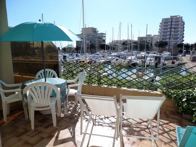 Canet Plage,Mediterranean Sea - Canet-en-Roussillon - Apartment