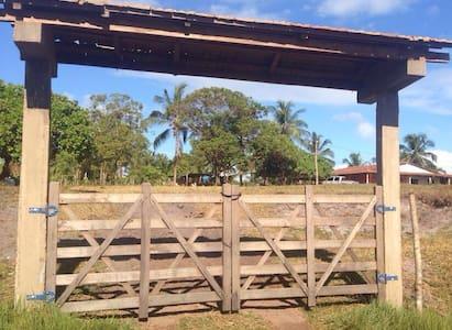 Casa de Praia temporada Saquaira - Maraú - Talo