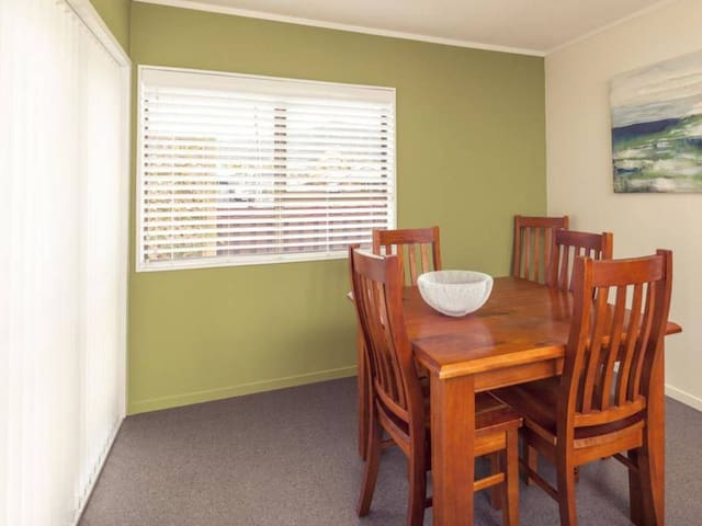 Dining Area - Two Bedroom Apartment