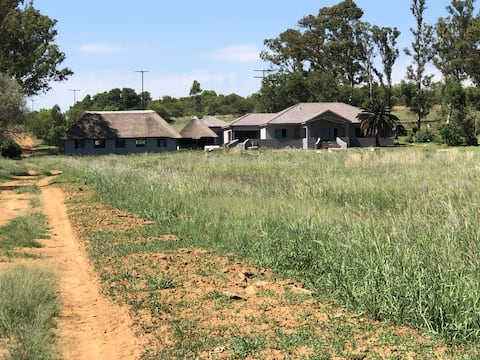 Tranquil stay on Spendpenny Guest Farm