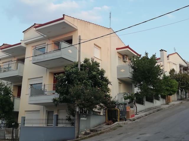 Τwo storey maisonette with wonderful view