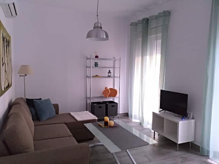Apartamento nuevo en Alameda de Hércules.