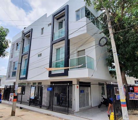 Cozy Apartment Barranquilla cerca al Metropolitano