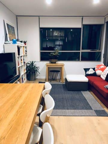 Convenient cost apartment near CBD