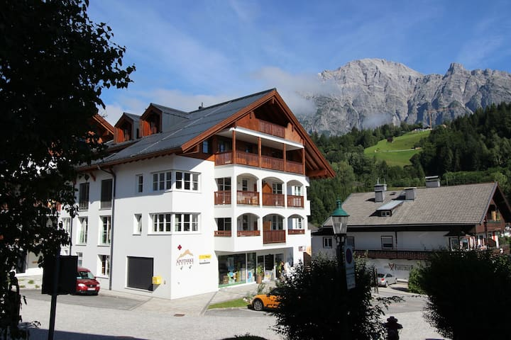 Modern Apartment in Leogang Salzburg near Ski Area Saalbach