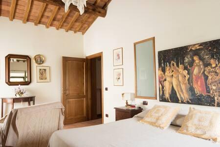 Camera doppia in antico casale - Ancaiano