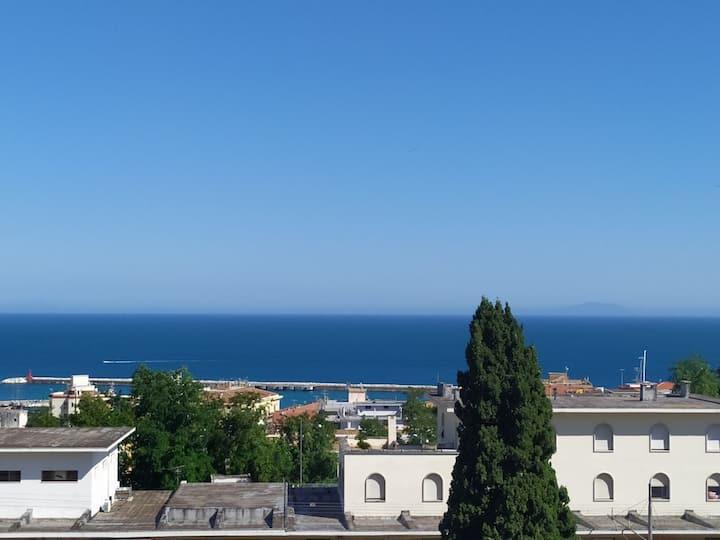 Appartamento con vista mare a Formia