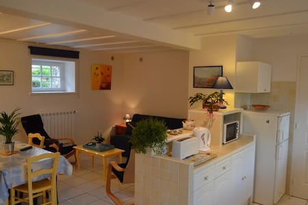 Appartement en bord de mer, label 2 Clévacances - Erquy - Talo