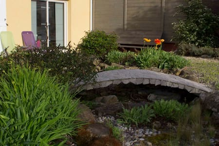 Belle maison avec jardin paysager - Serpaize - House
