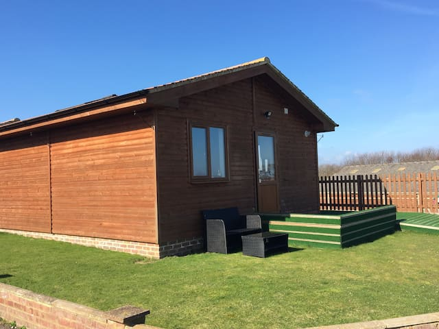 Beautiful holiday lodge - Hastings