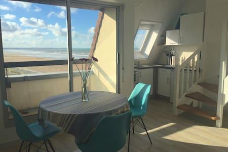 Magnifique vue mer  (tout inclus) - Cabourg - Lejlighed
