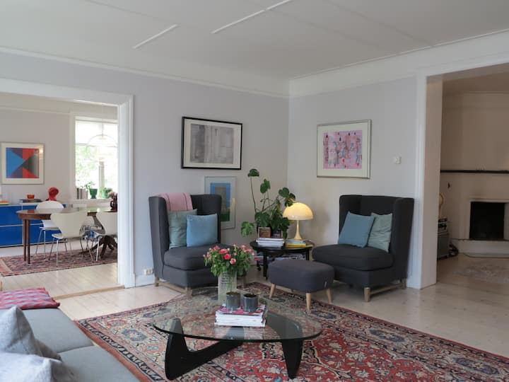 Spacious and central in Frogner