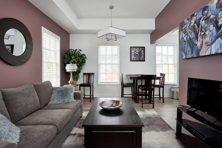 The Burgundy Room