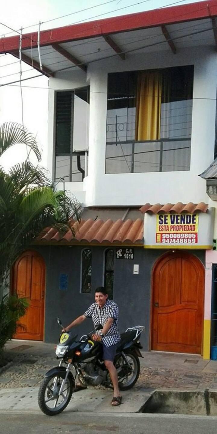 CASA HOSPEDAJE EN EL CORAZÓN DE LA SELVA -  PERÚ